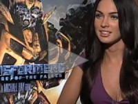 Megan Fox (Transformers: Revenge of the Fallen) Interview