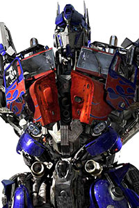 Allegiance: Autobot Leader Alt Mode: Peterbilt 379 Role: Leader Appearances: Movie 1, ROTF, DOTM, AOE G1 Alt Mode: Peterbilt Cab-over truck Best Movie Quote: Freedom is the right of all sentient beings.  Optimus Prime is voiced by Peter Cullen, the same man who voiced him in the original cartoon series. Optimus Prime is the […]