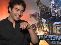 Ramon Rodriguez (Transformers: Revenge of the Fallen) Interview