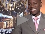 Tyrese Gibson (Transformers: Revenge of the Fallen) Interview