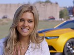 Nicola Peltz Interview – Transformers: Age of Extinction